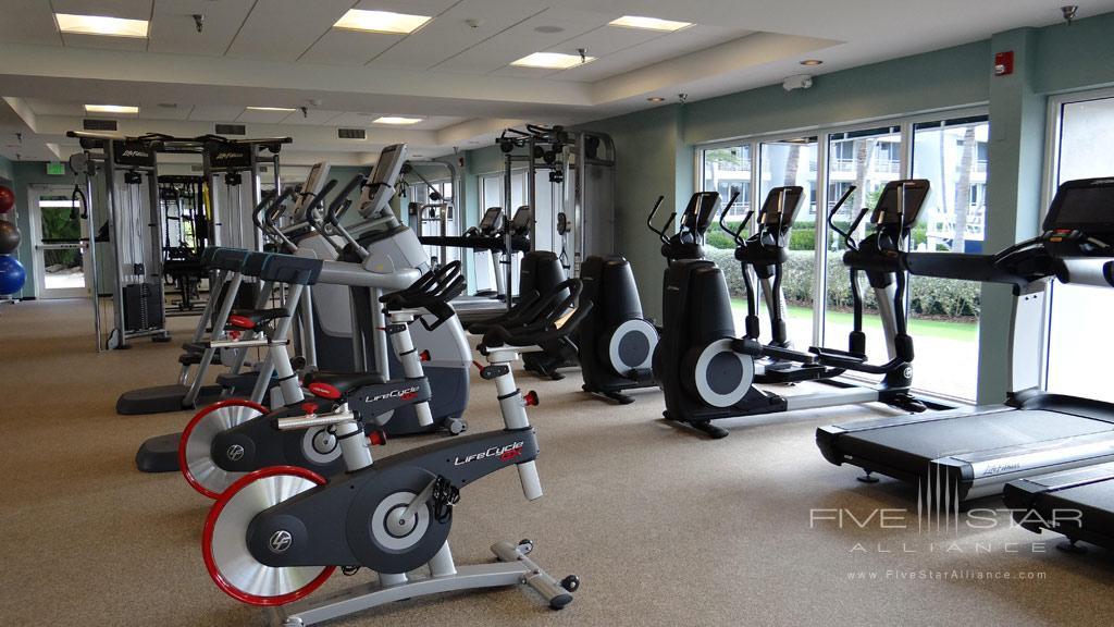 Fitness Center at South Seas Island Resort, Captiva Island, FL