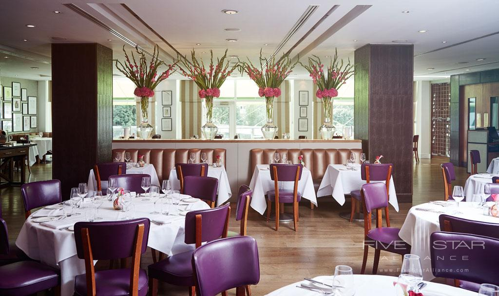Dine at The Lowry Hotel, Manchester, United Kingdom