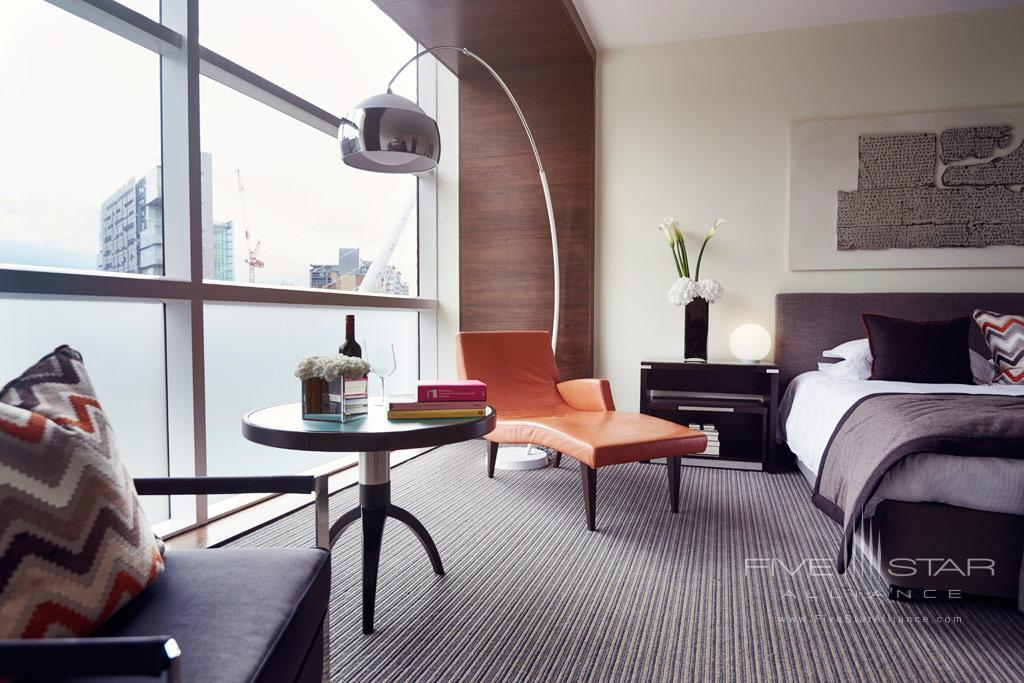 Superior Guest Room at The Lowry Hotel, Manchester, United Kingdom