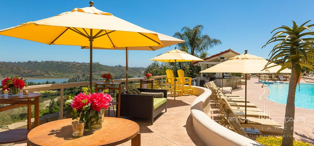 Adult Pool and Lounge at Park Hyatt Aviara Resort, Golf Club & Spa, Carlsbad, CA