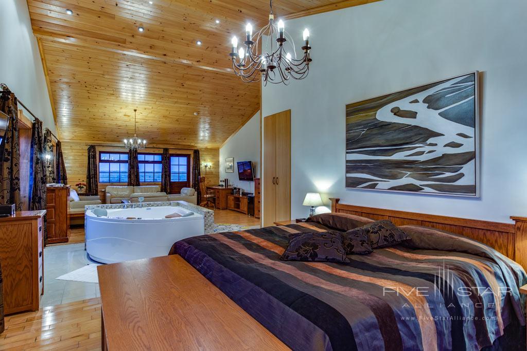 Master Suite at Hotel Ranga, Hella, Iceland