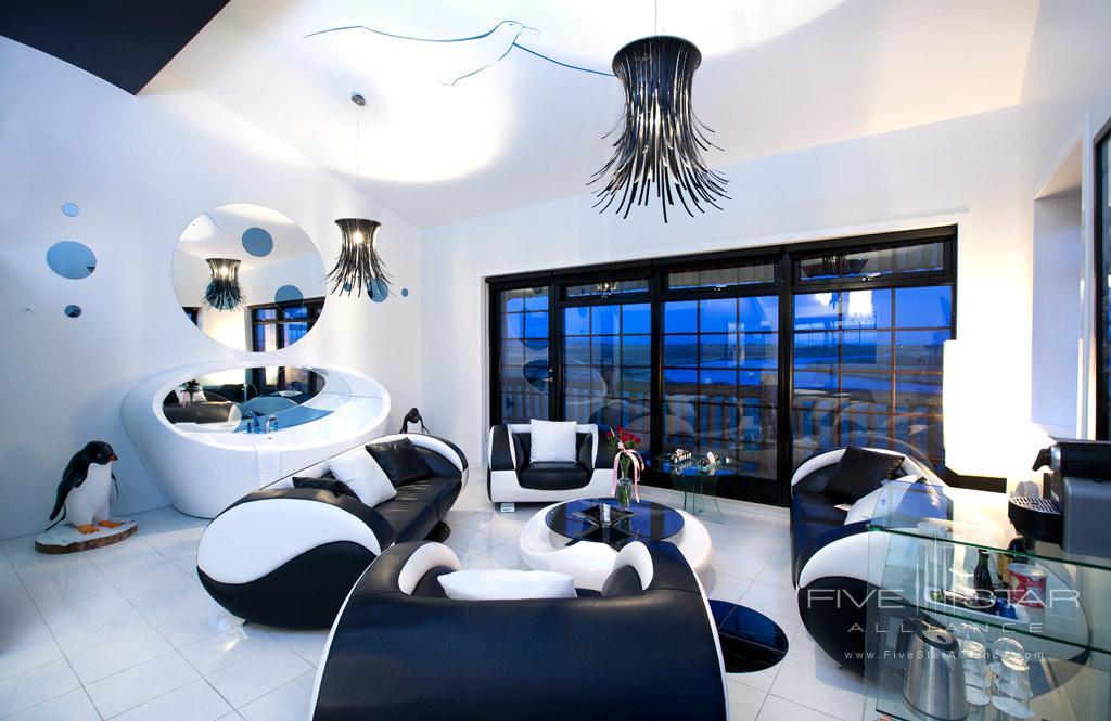 Antarctica Master Suite at Hotel Ranga, Hella, Iceland