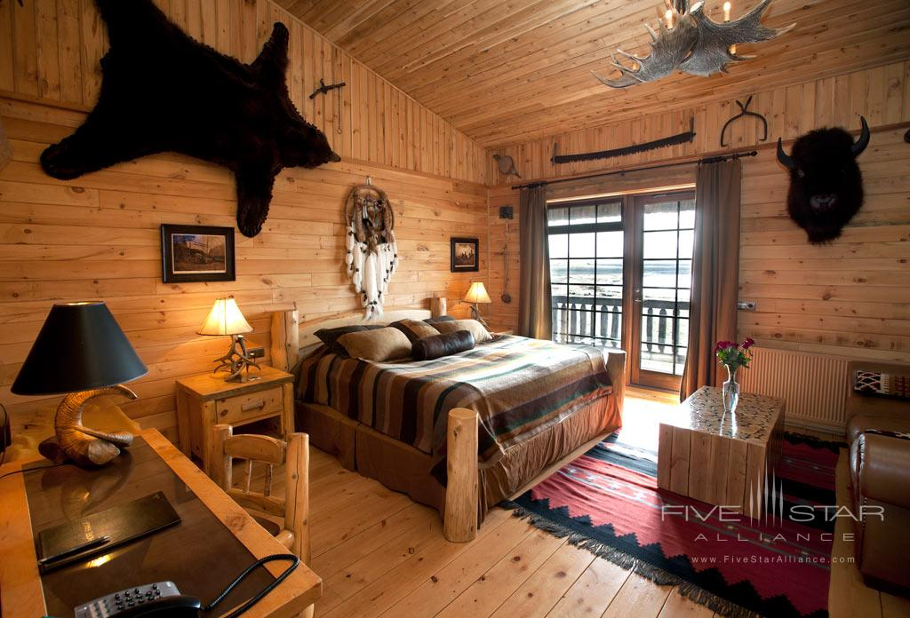 North America Junior Suite at Hotel Ranga, Hella, Iceland