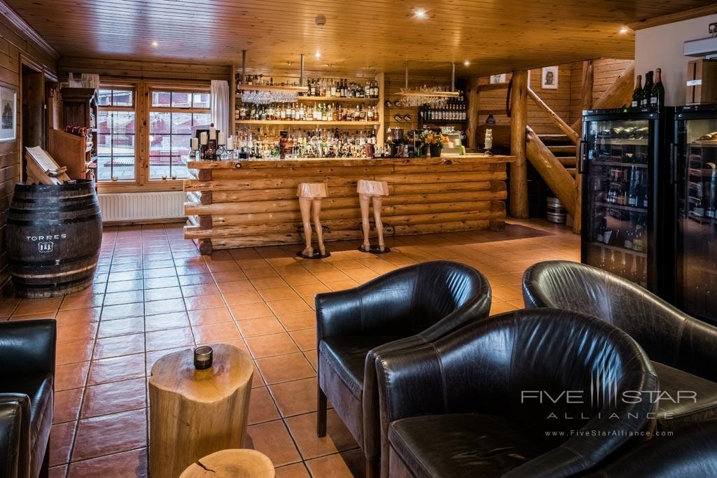 Bar at Hotel Ranga, Hella, Iceland