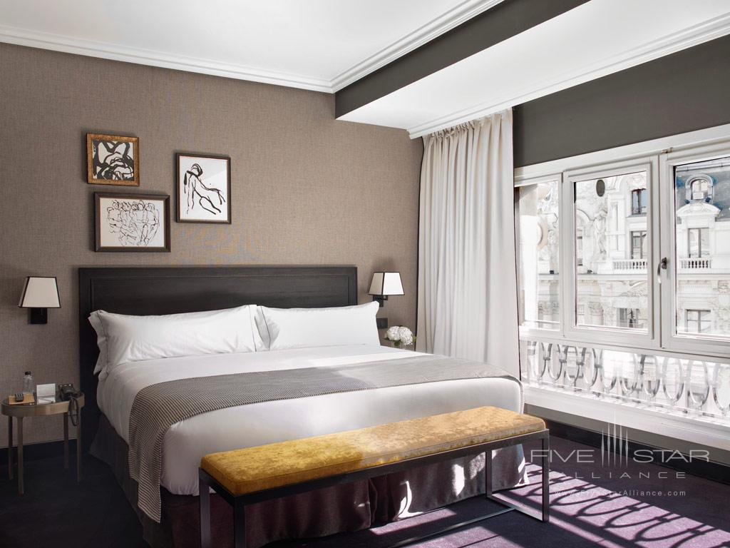 Superior Guest Room at The Principal Madrid, Spain