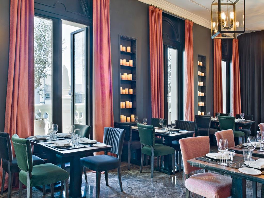 Atico Restaurant at The Principal Madrid, Spain