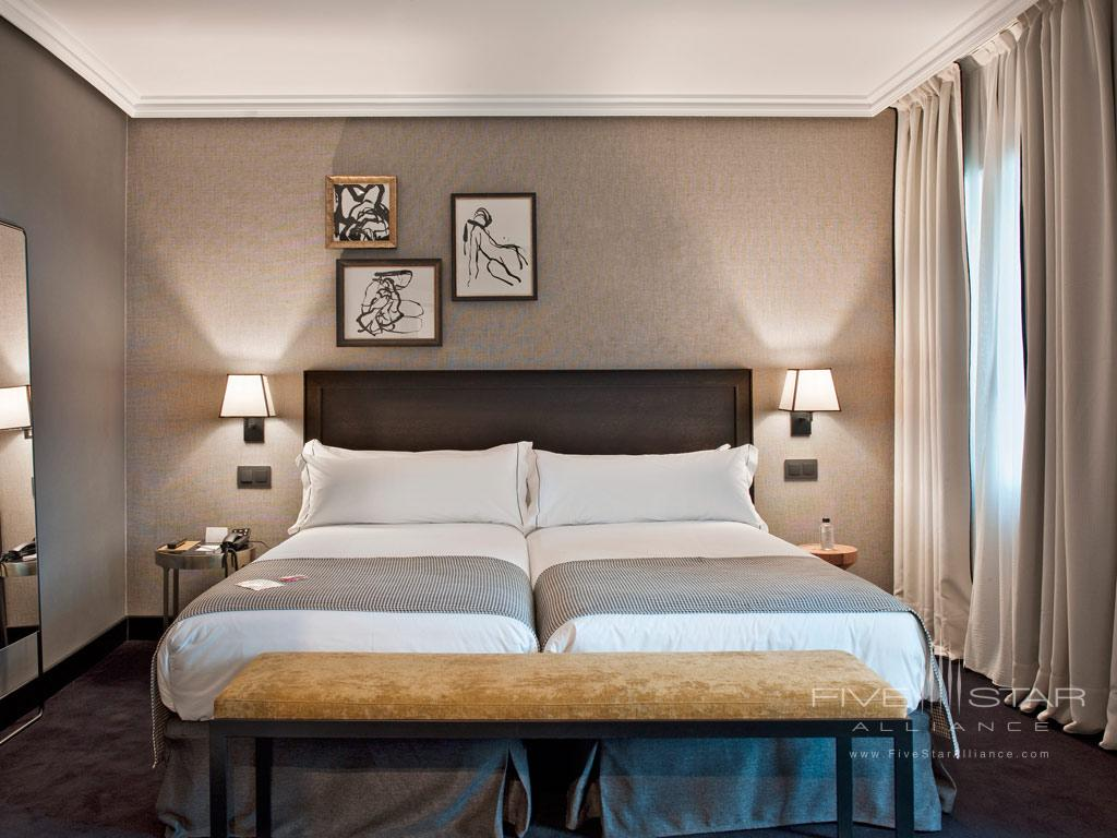 Executive Guest Room at The Principal Madrid, Spain