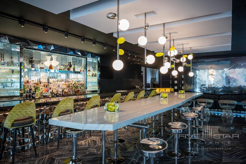 Bar at Sofitel Chicago Magnificent Mile, Chicago, IL