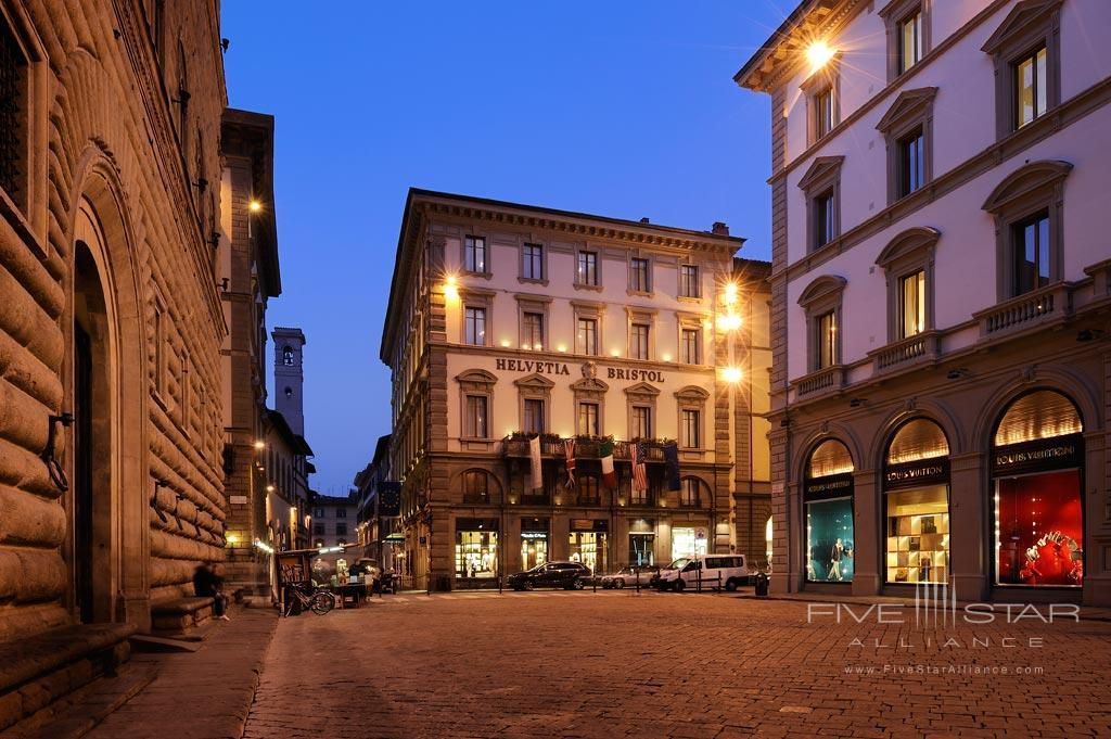 Hotel Helvetia and Bristol, Firenze, Italy