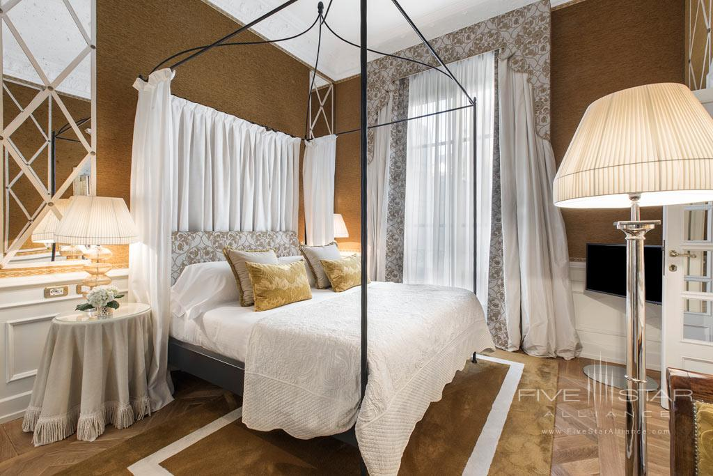 Suite at Hotel Helvetia and Bristol, Firenze, Italy