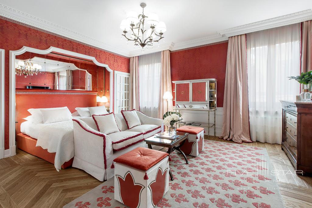 Triple Guest Room at Hotel Helvetia and Bristol, Firenze, Italy