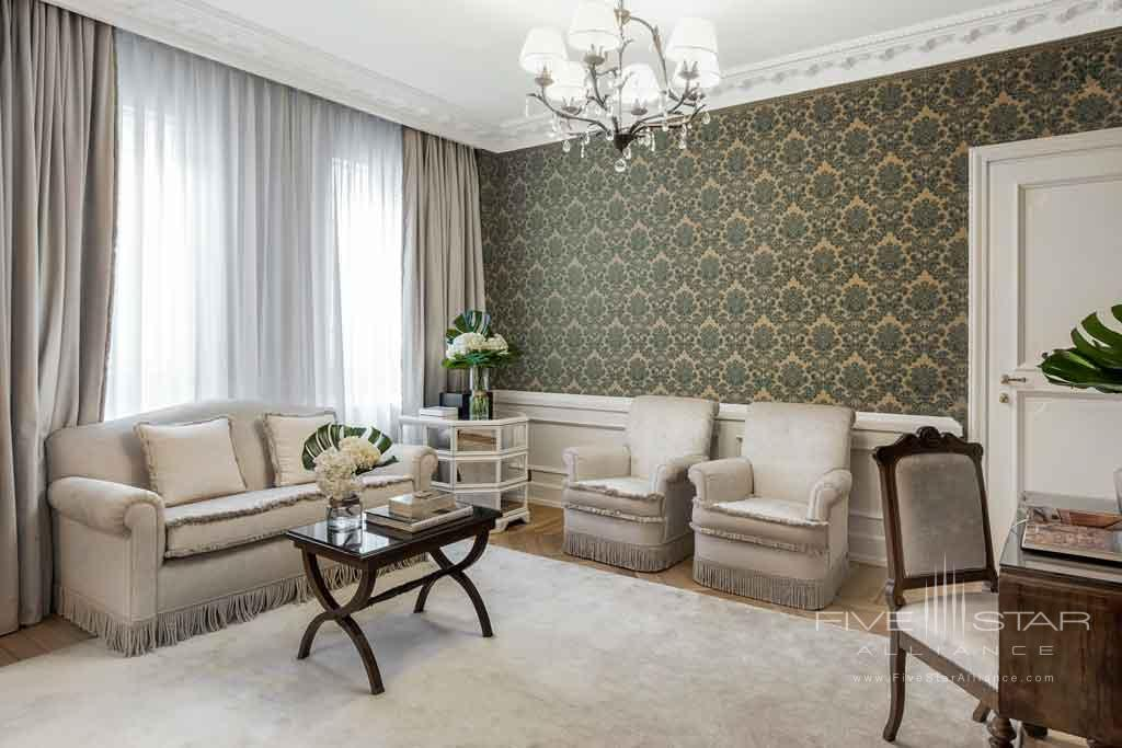 Junior Suite at Hotel Helvetia and Bristol, Firenze, Italy