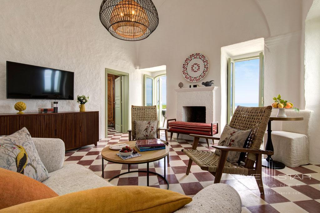 Torre Suite at Masseria Torre Maizza, Apulia, Italy