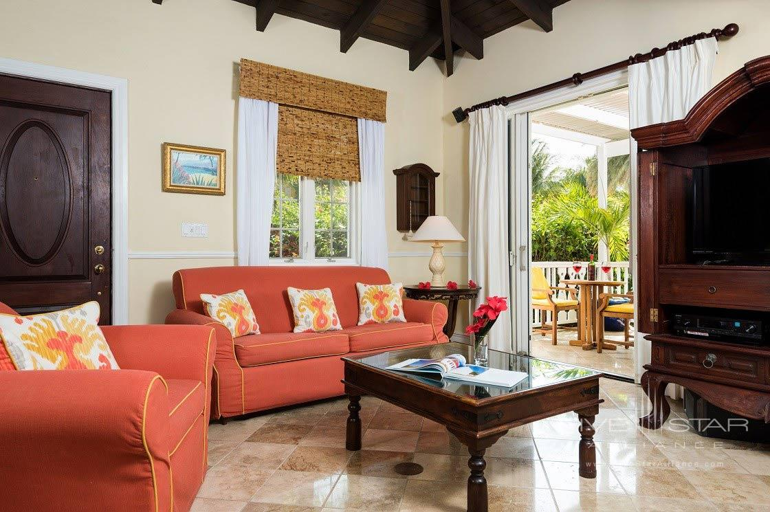 Pool Cottage Lounge at Point Grace Resort, Turks & Caicos Islands