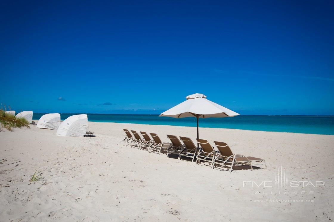 Beach at Point Grace Resort, Turks & Caicos Islands