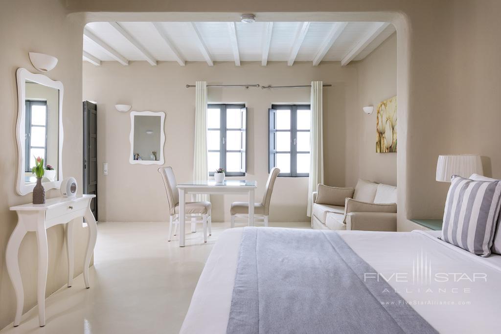 Guest Room at Carpe Diem Santorini, Greece