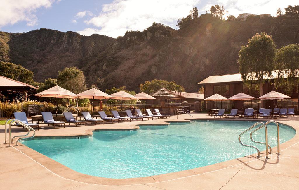 Outdoor Pool at The Ranch at Laguna Beach, California