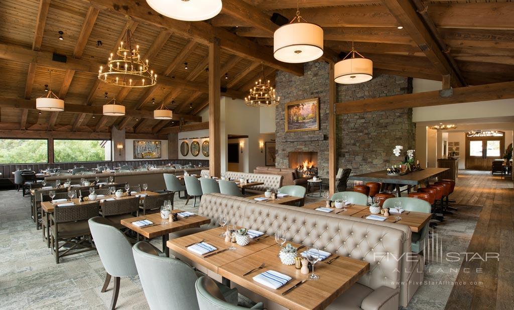 Harvest Restaurant at The Ranch at Laguna Beach, California