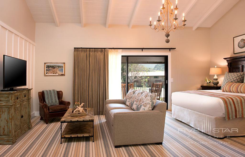 Creek Side Studio Suite at The Ranch at Laguna Beach, California