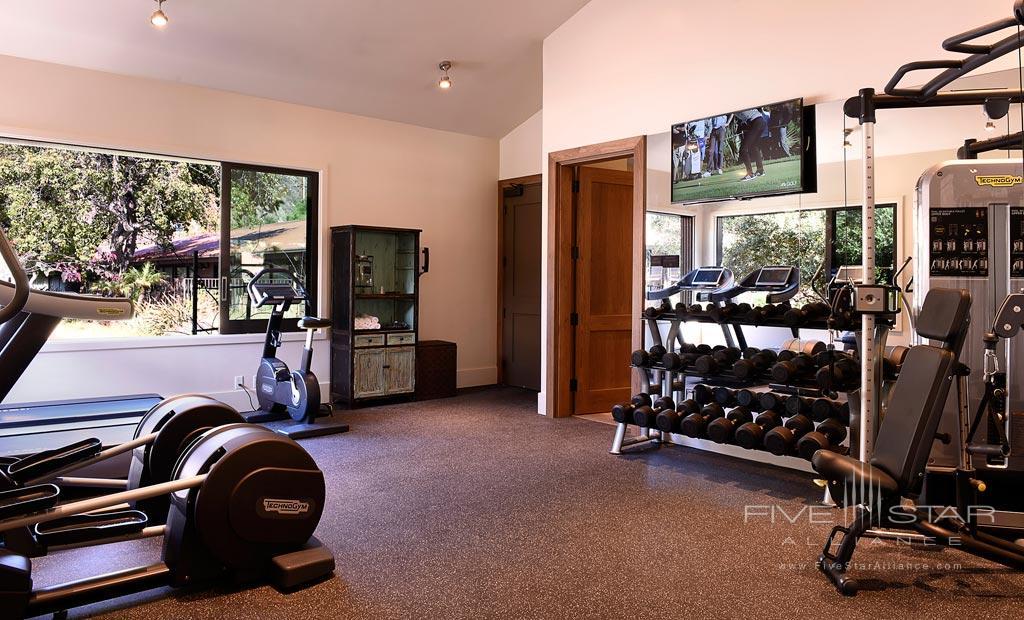 Fitness Center at The Ranch at Laguna Beach, California