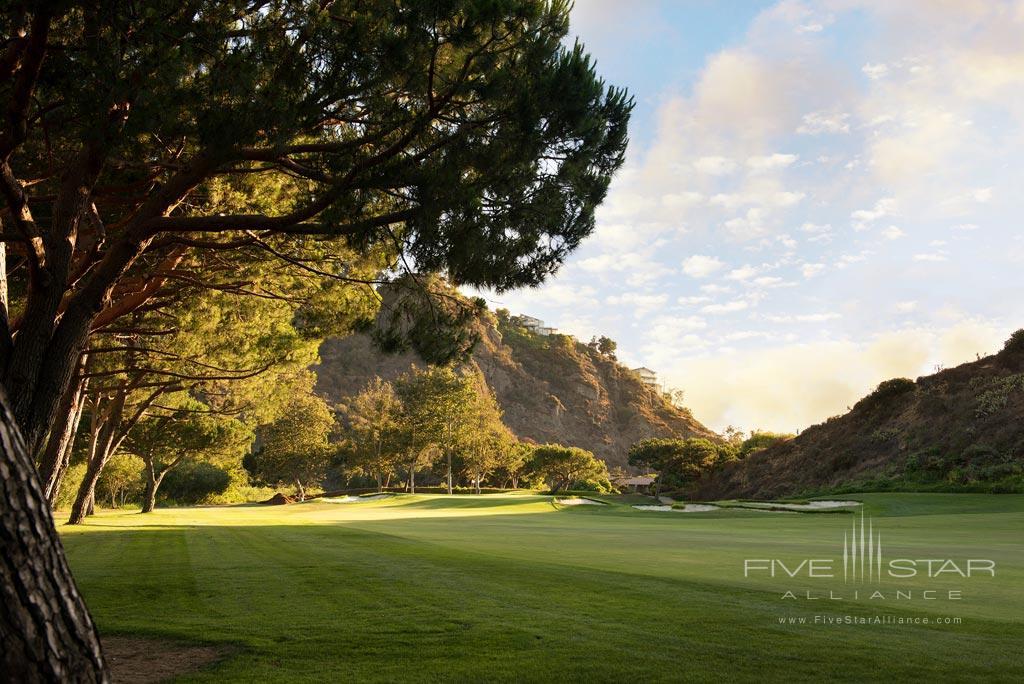 Golf Course at The Ranch at Laguna Beach, California