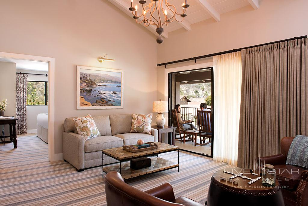 One Bedroom Suite at The Ranch at Laguna Beach, California