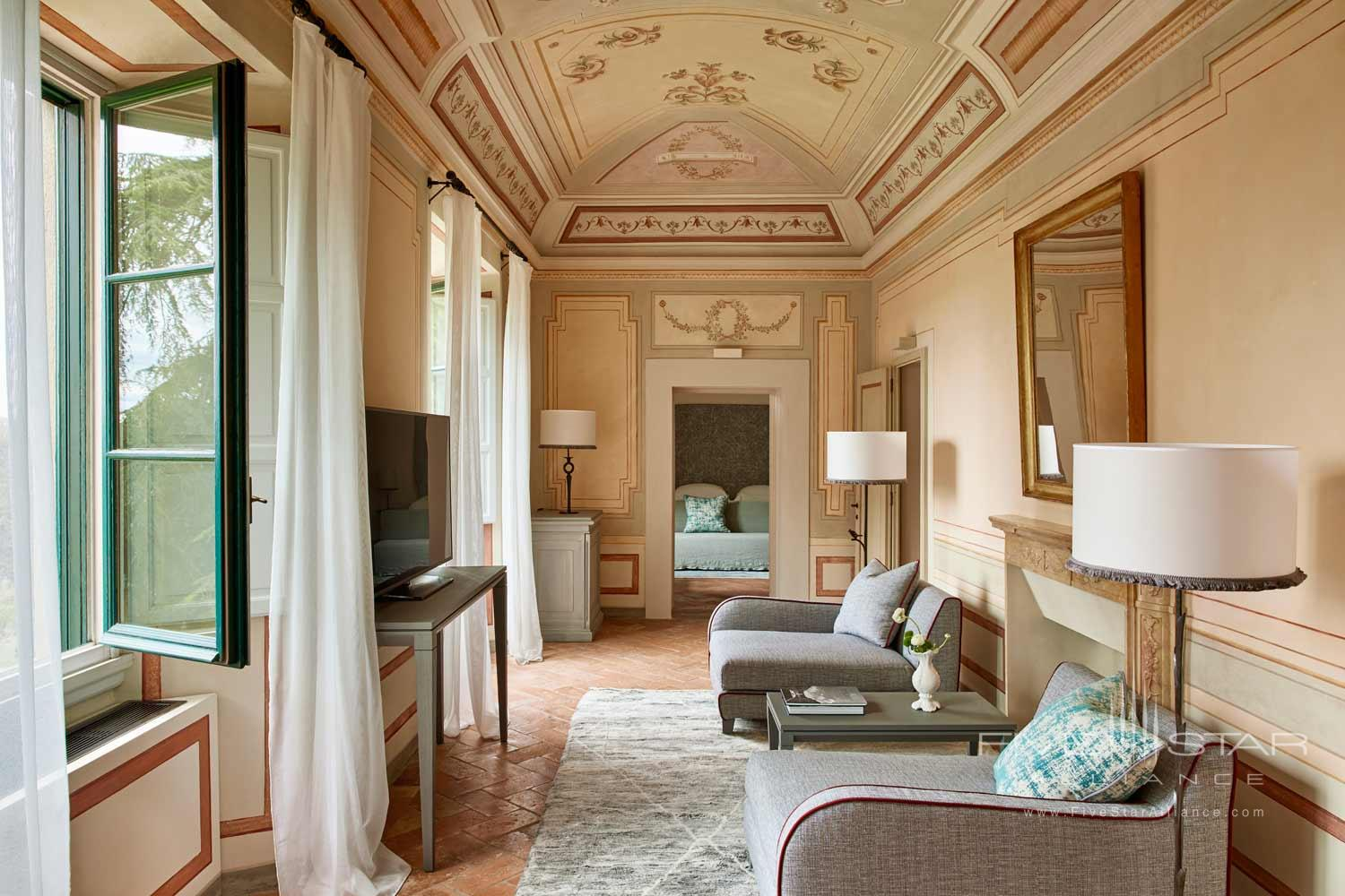 Heritage Suite Living at COMO Castello Del Nero, Florence, Italy