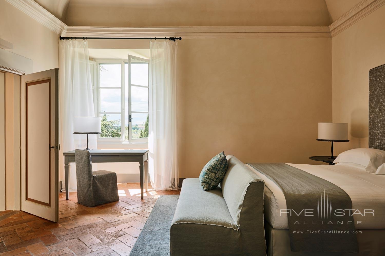 Heritage Suite at COMO Castello Del Nero, Florence, Italy