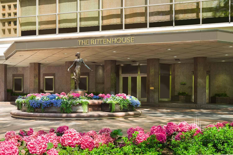 Rittenhouse Hotel, Philadelphia, PA