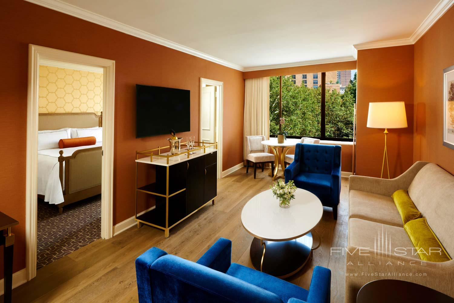 Executive Suite at Rittenhouse Hotel, Philadelphia, PA