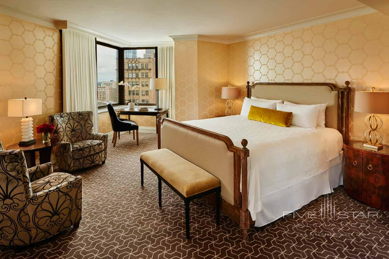 Studio Suite at Rittenhouse Hotel, Philadelphia, PA