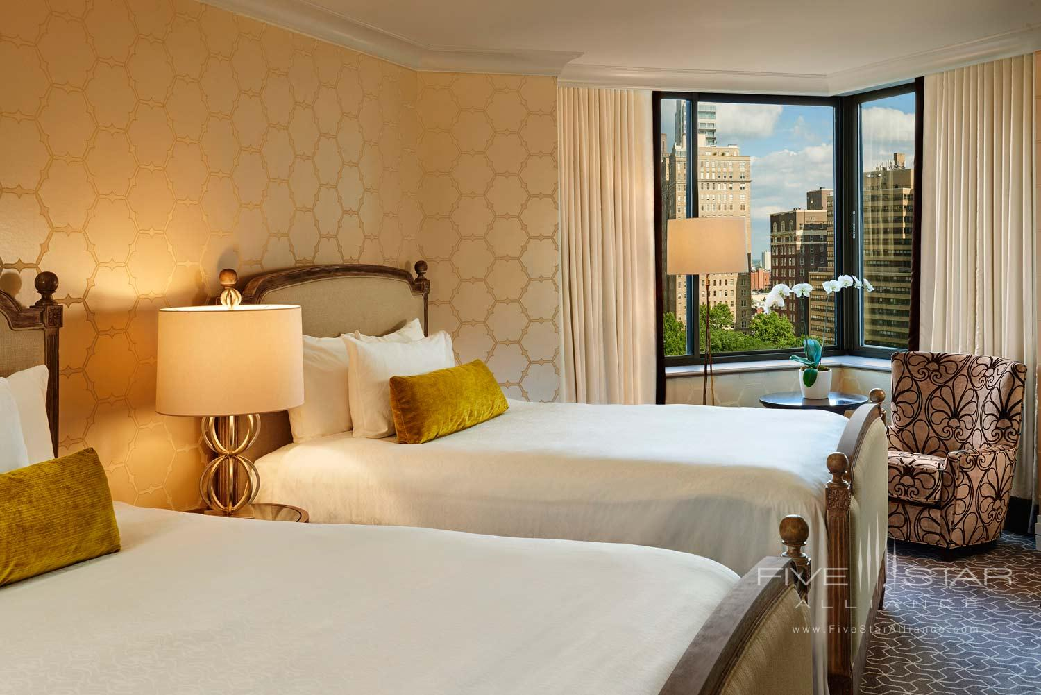 Rittenhouse Suite at Rittenhouse Hotel, Philadelphia, PA