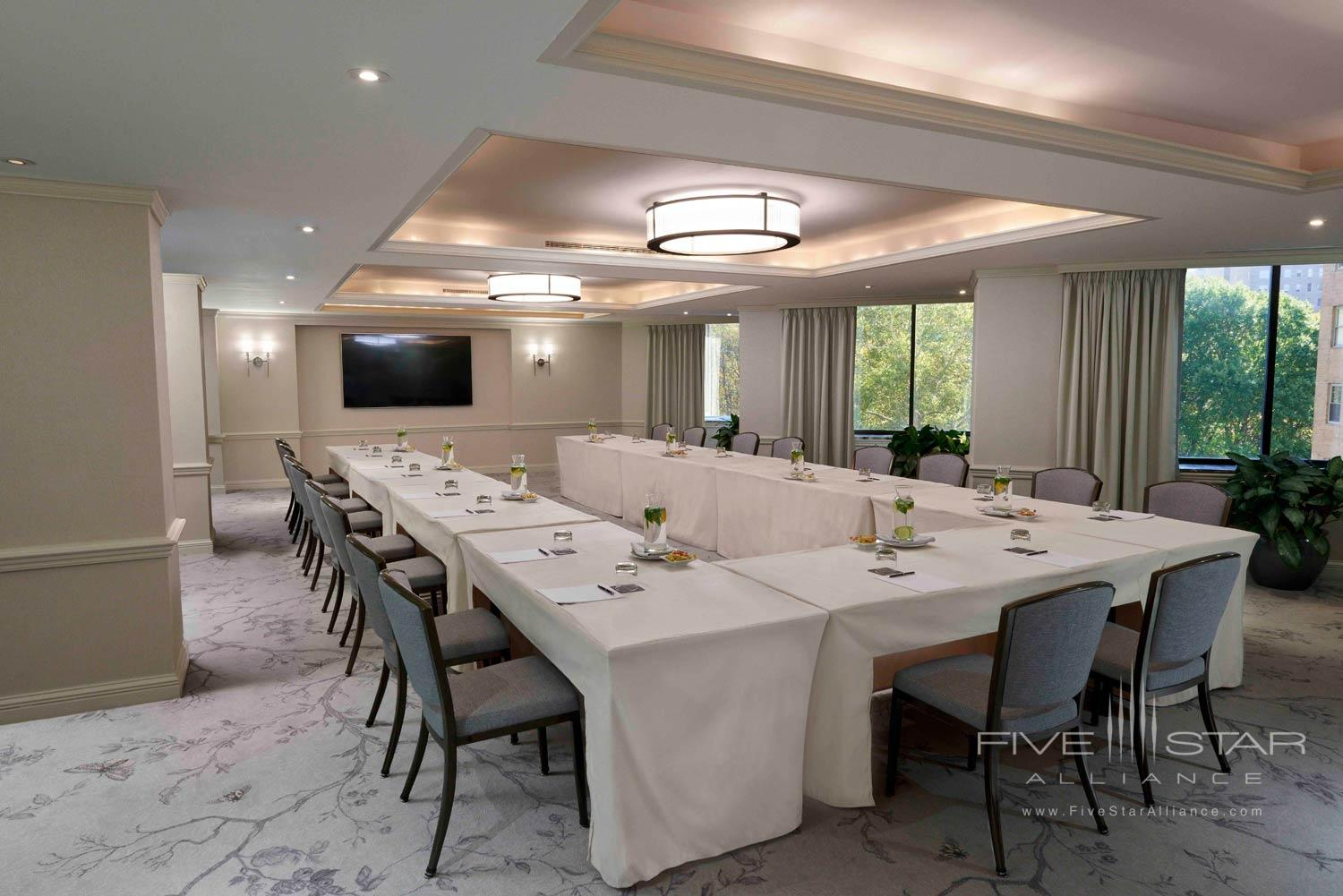 Meetings at Rittenhouse Hotel, Philadelphia, PA