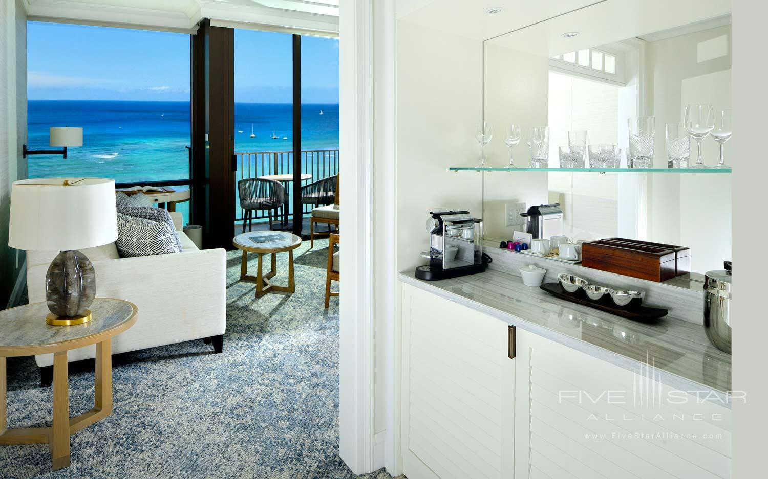 Grand Ocean View Suite at Halepuna Waikiki, Honolulu, United States