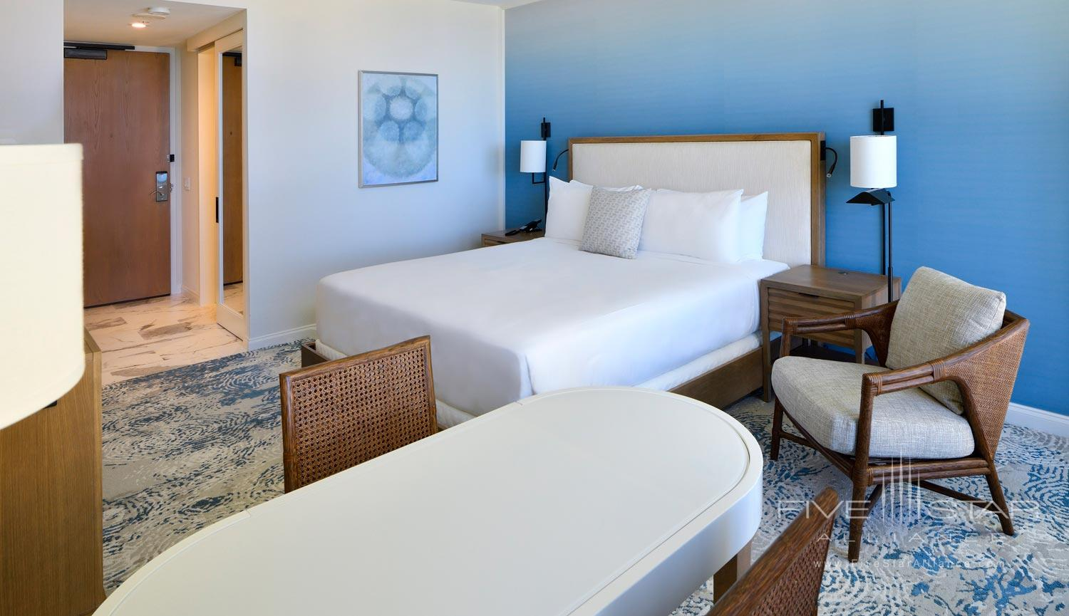 Mountain View Guest Room at Halepuna Waikiki, Honolulu, United States
