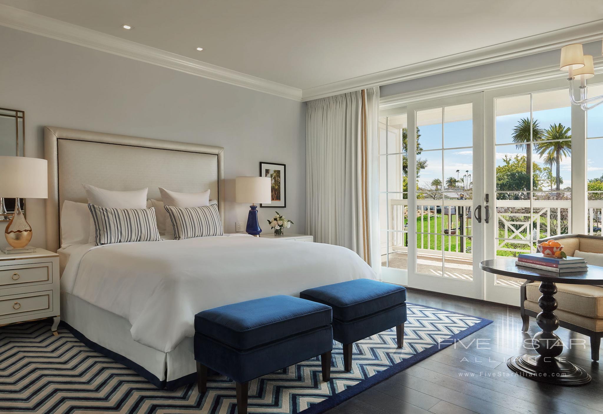 Lanai House Second Floor at Rosewood Miramar Beach Montecito
