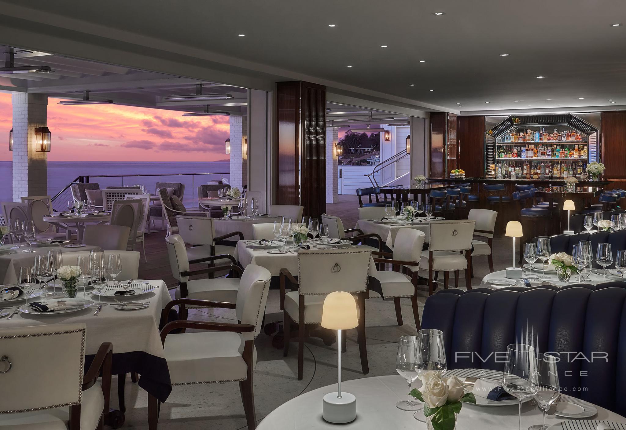 Caruso's at Rosewood Miramar Beach Montecito