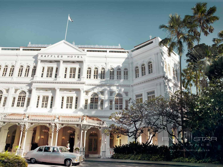 Raffles Hotel Singapore, SINGAPORE, SINGAPORE