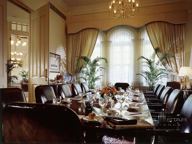 Dine at Raffles Hotel Singapore, SINGAPORE, SINGAPORE