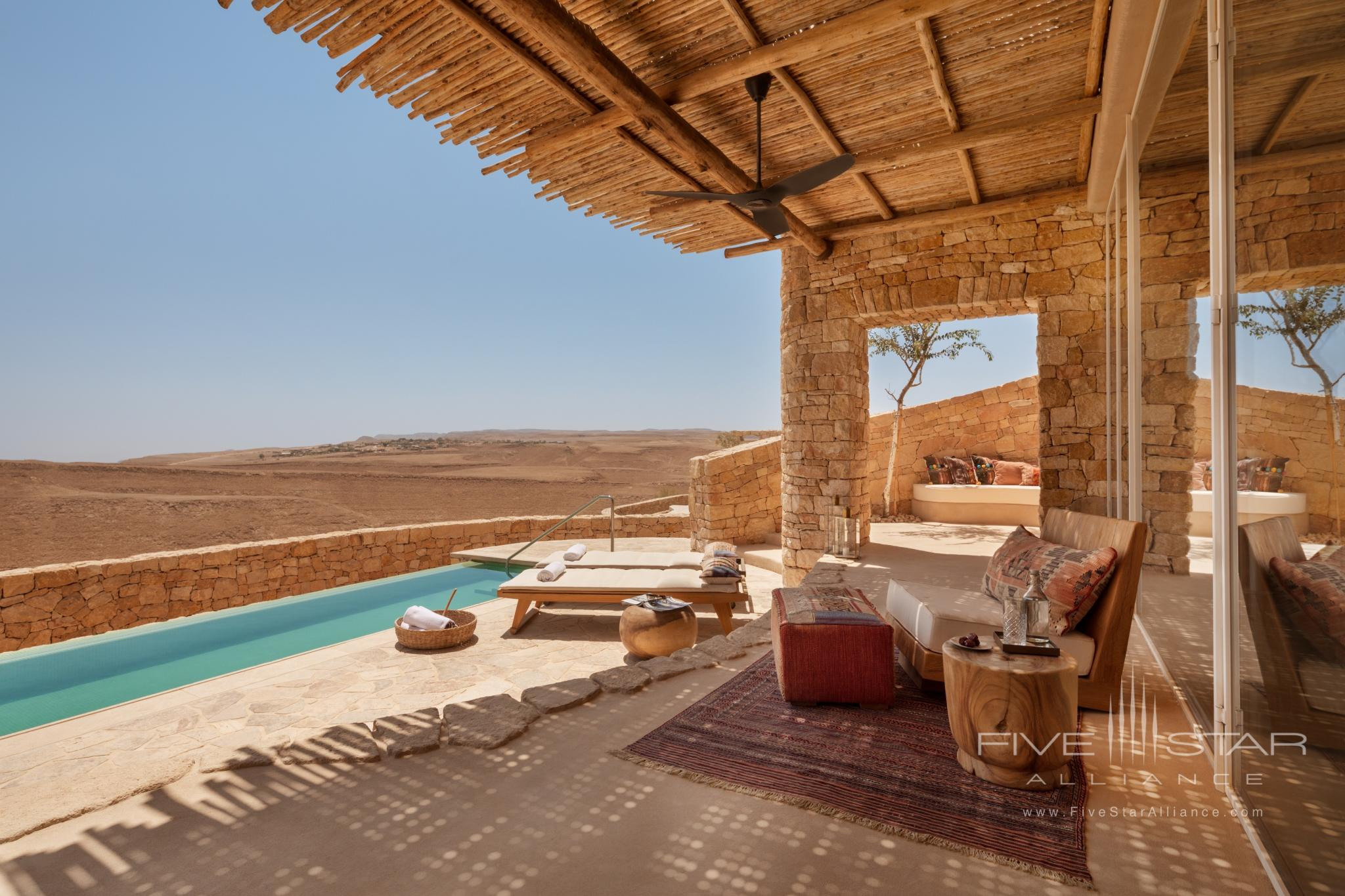 Six Senses Shaharut Pool Villa