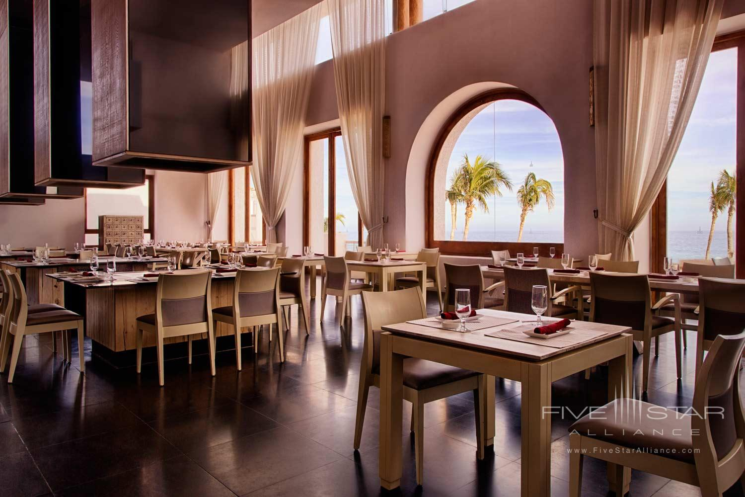 Dine at Marquis Los Cabos All-Inclusive Resort and Spa