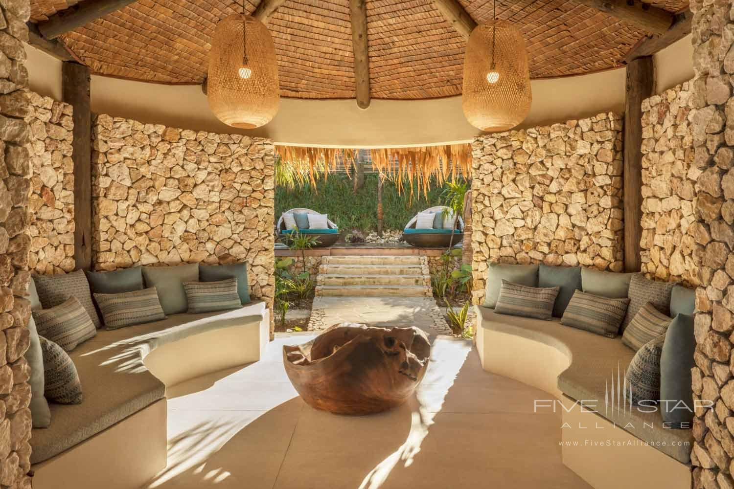 Spa at Six Senses Fiji, MALOLO ISLAND, FIJI ISLANDS