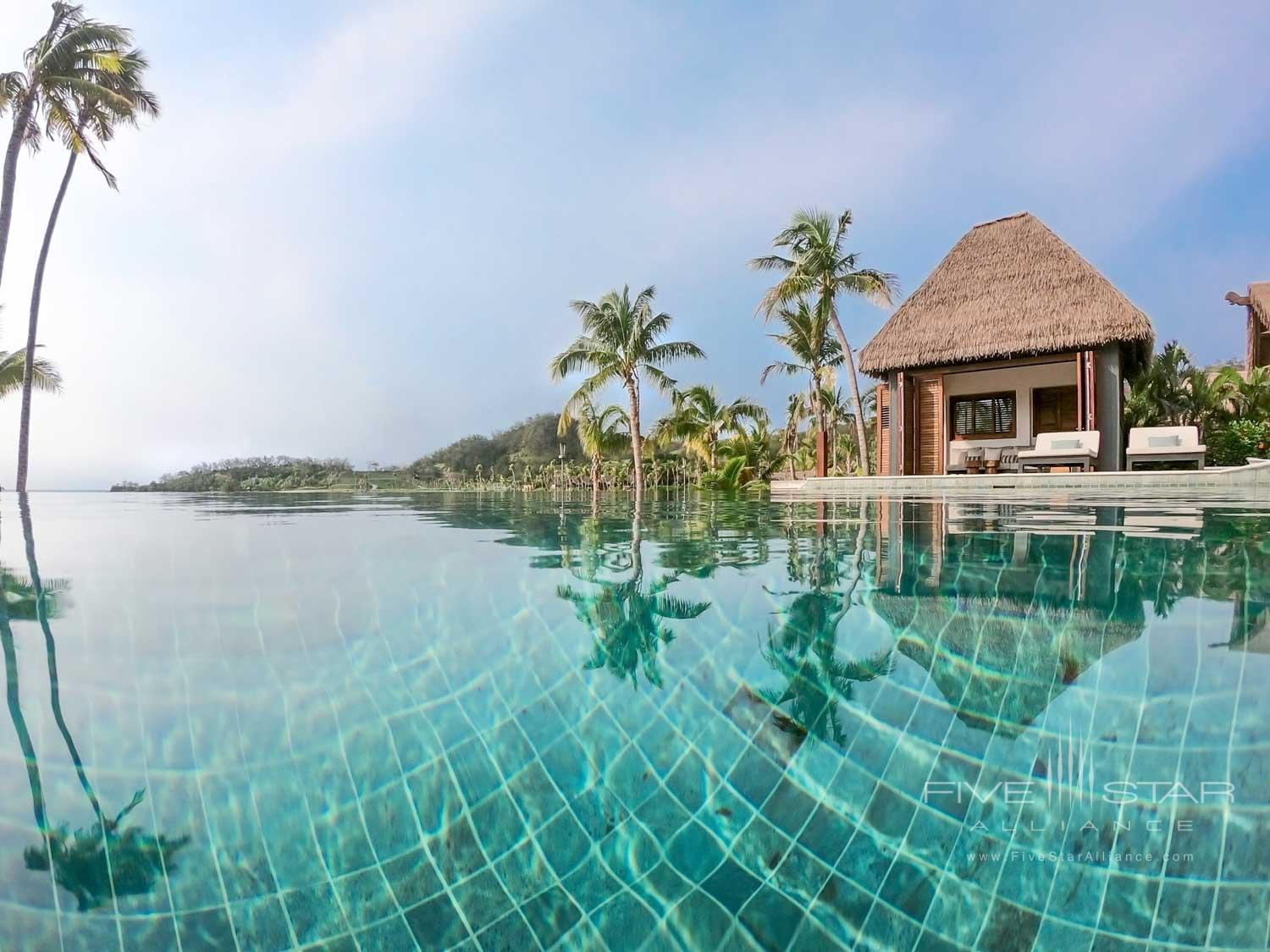 Beach Front Pool Residence at Six Senses Fiji, MALOLO ISLAND, FIJI ISLANDS