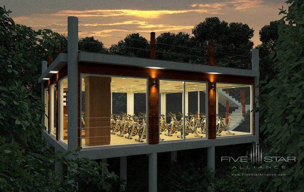 Gym at BodyHoliday St. Lucia, CASTRIES, SAINT LUCIA