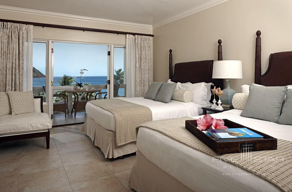 Double Ocean View Queen Guest Room at BodyHoliday St. Lucia, CASTRIES, SAINT LUCIA