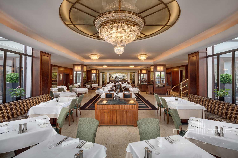 Dine at Alcron Hotel Prague, PRAGUE, CZECH REPUBLIC