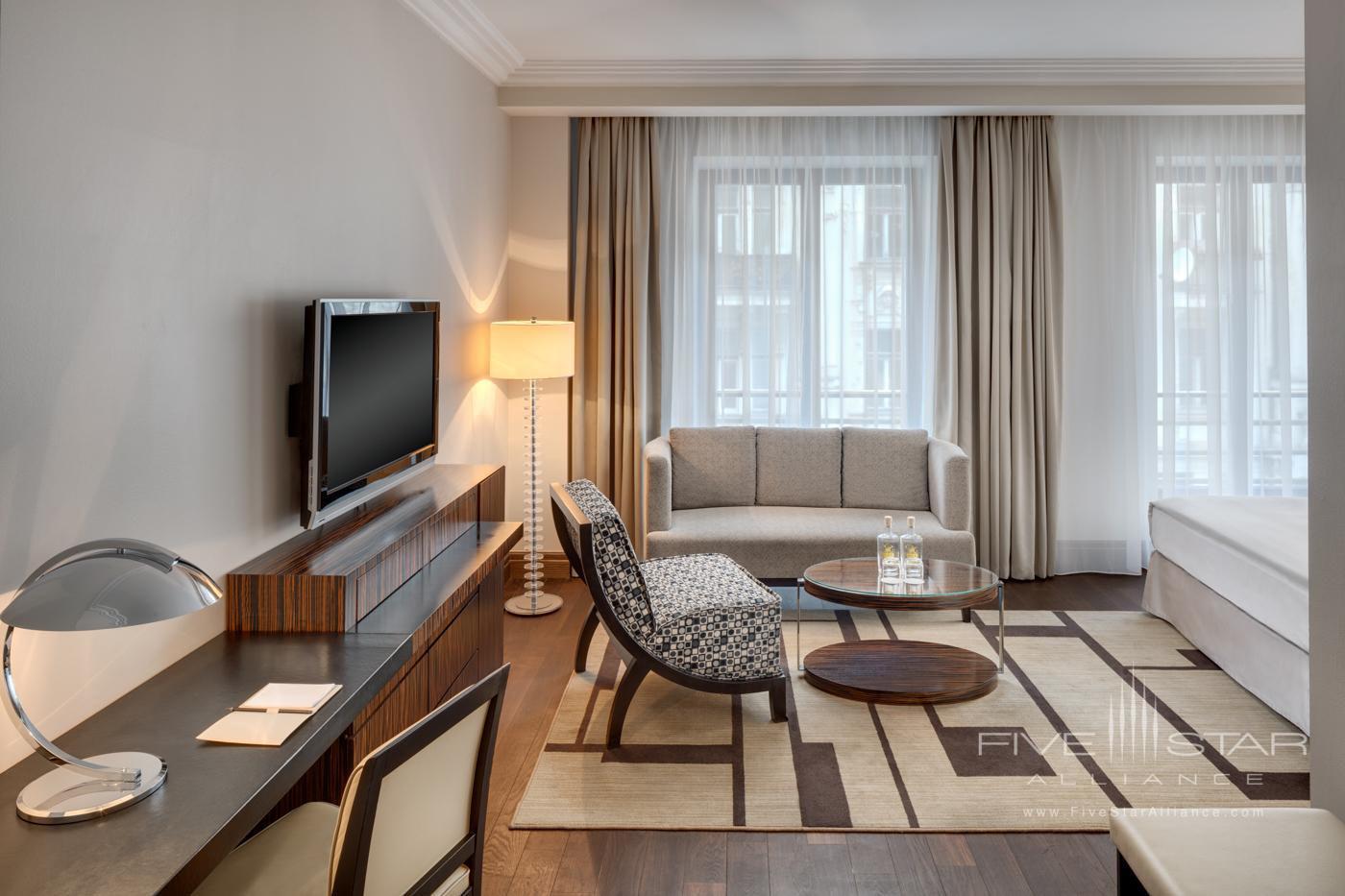 JR Suite at Alcron Hotel Prague, PRAGUE, CZECH REPUBLIC