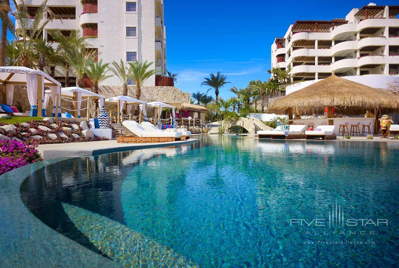 Oasis Pool at Las Ventanas al Paraiso, SAN JOSE DEL CABO, MEXICO
