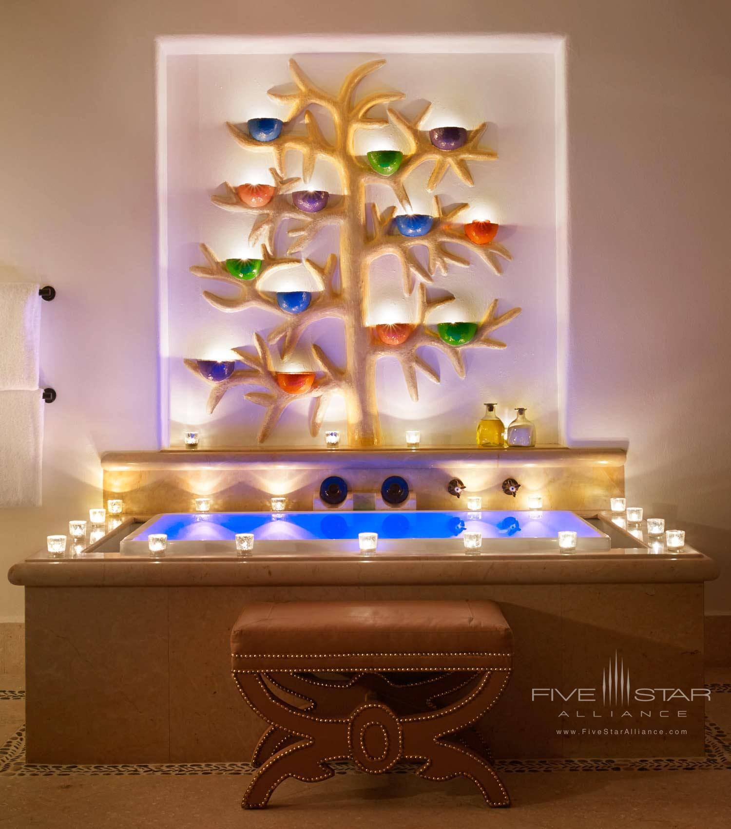 Villa Bath at Las Ventanas al Paraiso, SAN JOSE DEL CABO, MEXICO