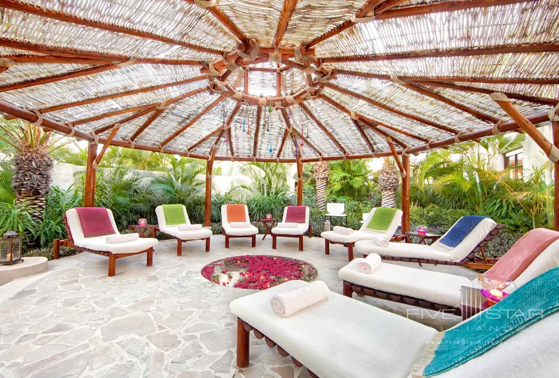 Spa Relaxation Area at Las Ventanas al Paraiso, SAN JOSE DEL CABO, MEXICO